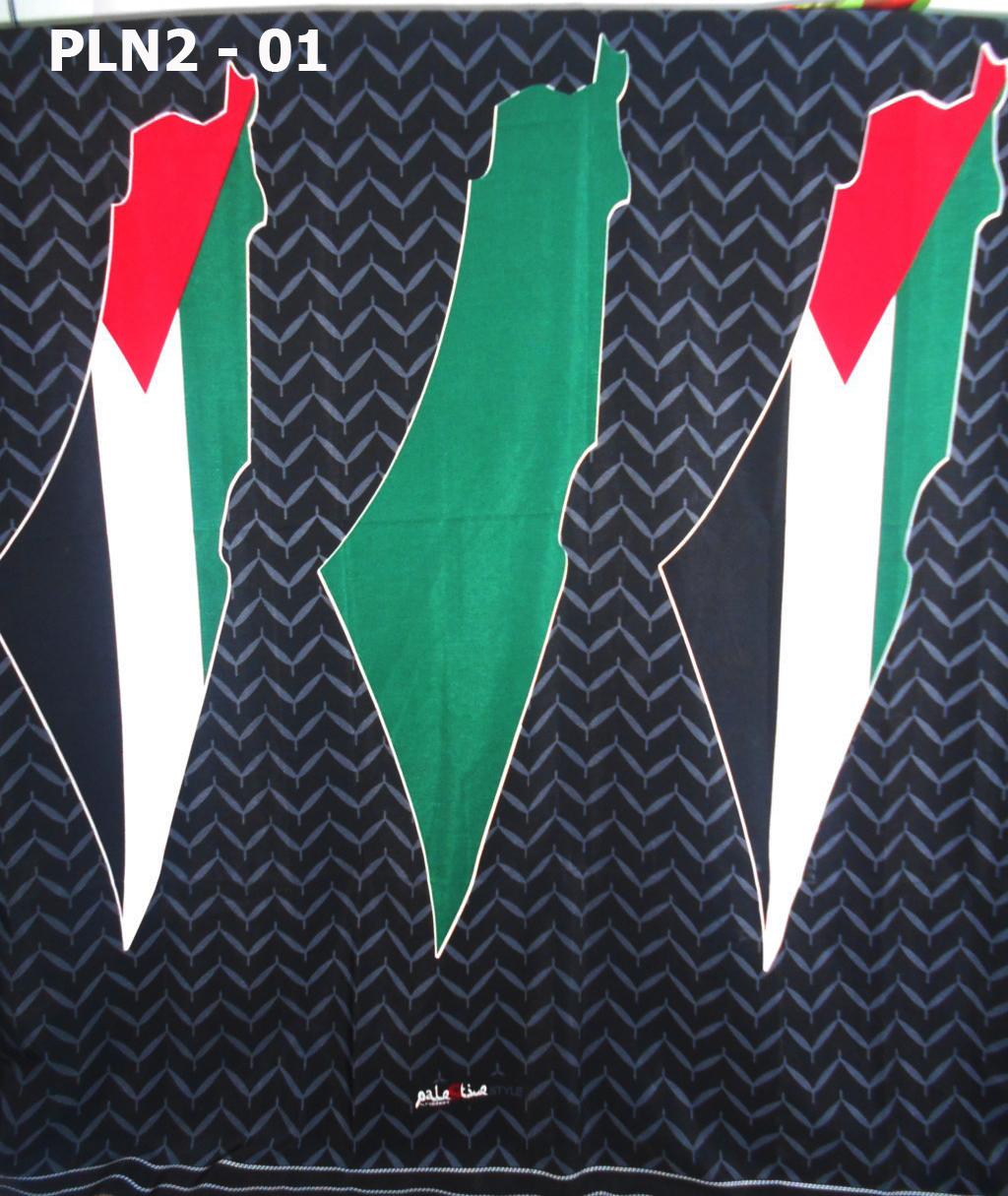 sarung rabbani palestine 2