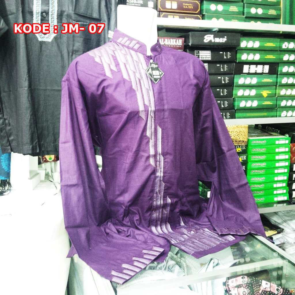 Jual Baju Koko Jumbo Model Baru