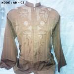 Jual Baju Koko Lengan Panjang Model Terbaru