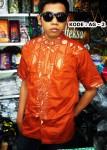 Baju Koko Model Terbaru Lengan Pendek