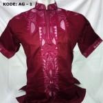 Model Baju Koko Lengan Pendek Terbaru