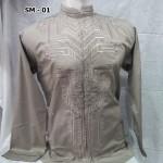 Baju Koko Lengan Panjang Model Terbaru