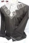 Model Baju Koko Lengan Panjang Terbaru