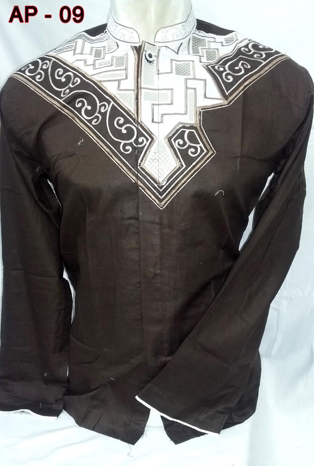 Baju Koko Model Terbaru 2015