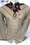 Model Baju Koko Lengan Panjang Terbaru 2015