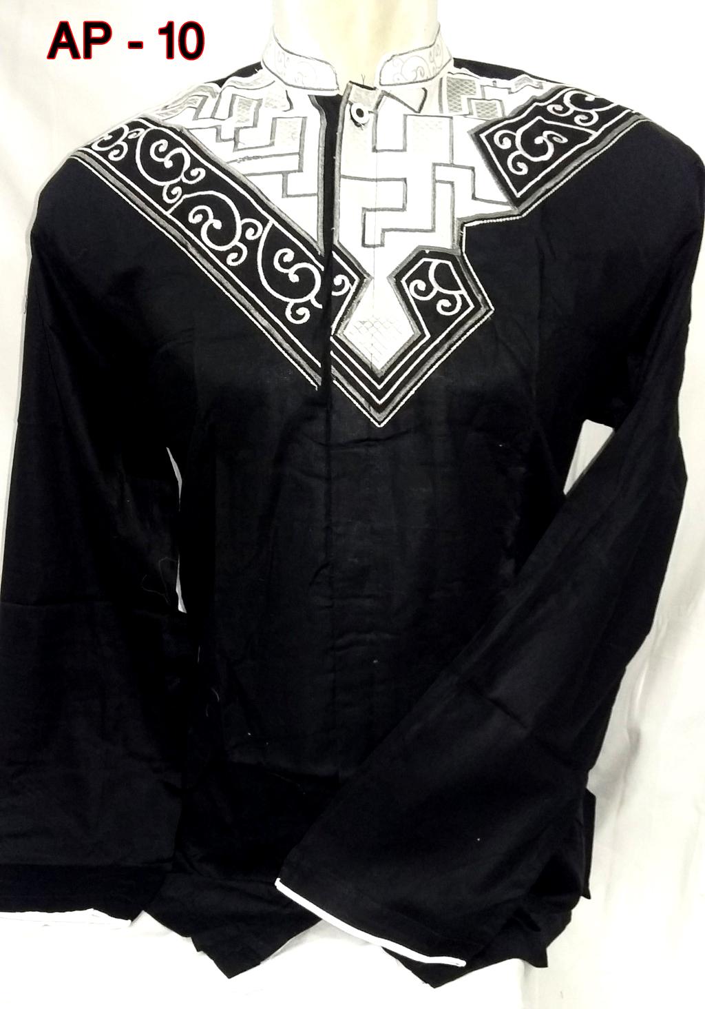 Baju Koko Lengan Panjang Model Terbaru 2015