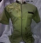 Baju Koko Lengan Pendek Terbaru