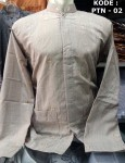 Baju Koko Lengan Panjang Terbaru