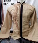 Baju Koko Modern Lengan Panjang Terbaru 2015