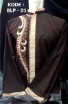Baju Koko Warna Coklat Terbaru