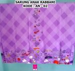 Sarung Anak Rabbani Terbaru