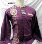 12 Warna Baju Koko Al Madani Lengan Panjang Murah