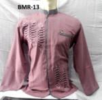 5 Warna Baju Koko Lengan Panjang Model Terbaru 2017
