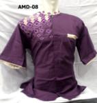 12 Warna Model Baju Koko Al Madani Lengan Pendek Terbaru 2017