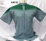 7 Warna Model Terbaru Baju Koko Lengan Pendek Harga Murah