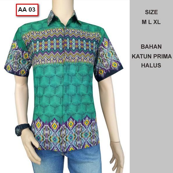 Koleksi Batik Pria Modern: Koleksi Gambar Baju Batik Pria Model Terbaru Tahun Ini