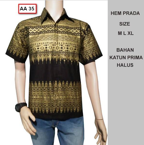Model Model Kemeja Batik Pria Terbaru. Baju Batik Modern Harga Murah dan  Berkualitas. Kemeja Batik Pria Modern e85dcf3afb