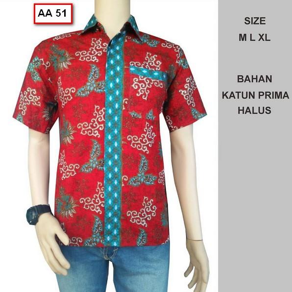 Gambar Model Batik Pria Terbaru: Gambar Model Baju Batik Pria Yang Cocok Untuk Acara Pesta