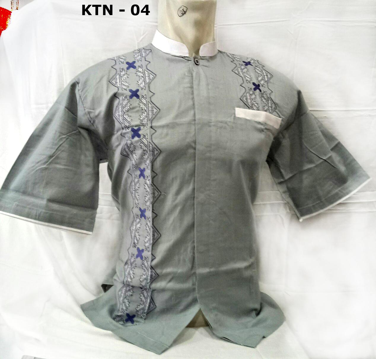 Model Baju Koko Terbaru Lebaran 2018 Lengan Pendek Murah